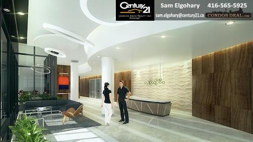 Panorama Suites Lobby