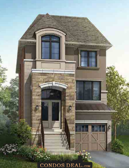 Park Place On Patricia Homes Rendering 3