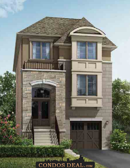 Park Place On Patricia Homes Rendering 5