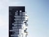 River City 3 Condos Building Side Rendering