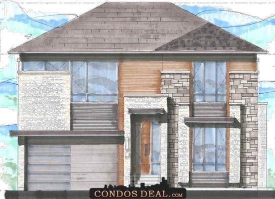 Royal Hill Homes Rendering 3
