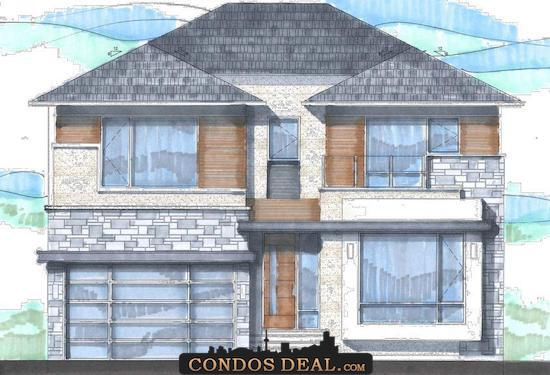 Royal Hill Homes Rendering 4