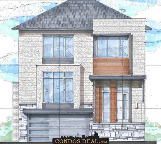 Royal Hill Homes Rendering