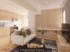 Sanctuary Lofts Living Room