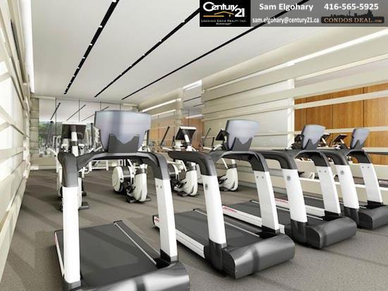 Scala Condo Fitness Centre