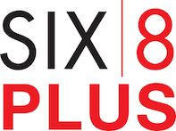 SIX8Plus towns logo
