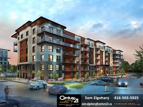 The Gallery Condominiums Exter Rendering 5