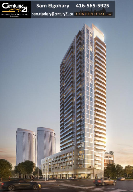 The Kennedys Condos rendering 3