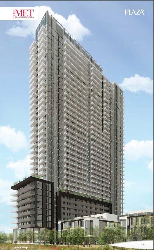The Met condos -Building 2