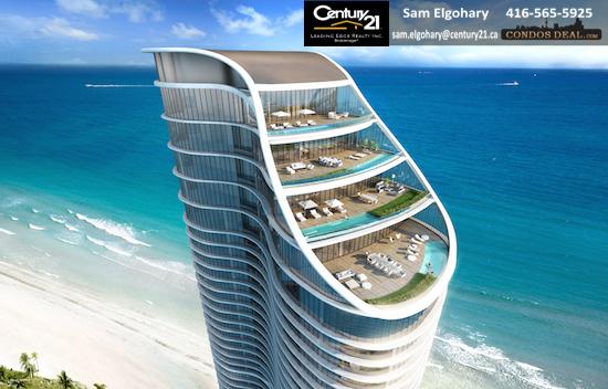 The Ritz-Carlton Residences Sunny Isles Beach 01 Penthouses