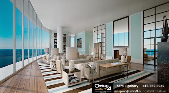 The Ritz-Carlton Residences Sunny Isles Beach 02 Render 6 - Level 33 Club A