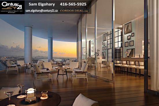 The Ritz-Carlton Residences Sunny Isles Beach 03 Bar 02