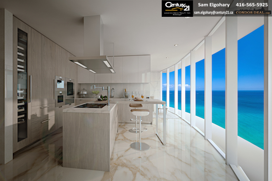 The Ritz-Carlton Residences Sunny Isles Beach 05 Cucina 01