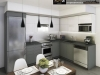 The Yorkdale Condo Kitchen
