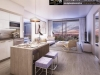 The Yorkdale Condos kitchen