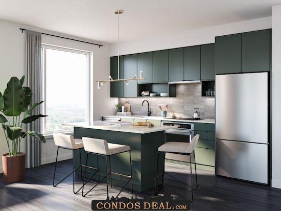 Upper West Side Condos Kitchen