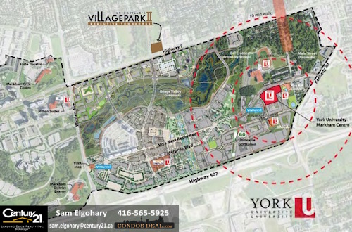 Village Park TH - Phase II map 2