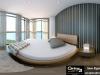 Waterview Condo Bedroom