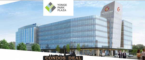 Yong Park Plaza