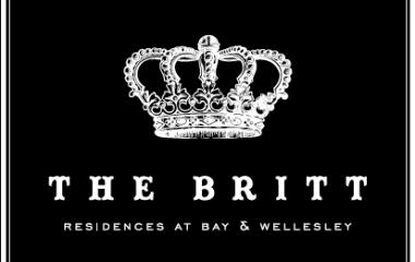 The Britt logo