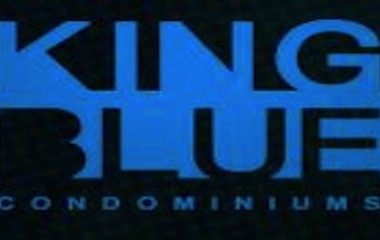 king blue logo -condo or home