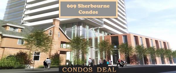 609 Sherbourne Condos