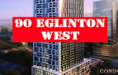 90 Eglinton Ave West Condos Logo