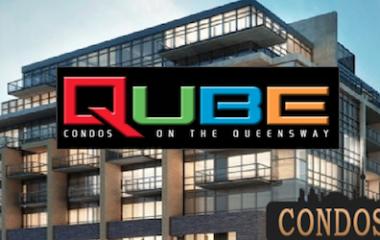 Qube Condos Logo