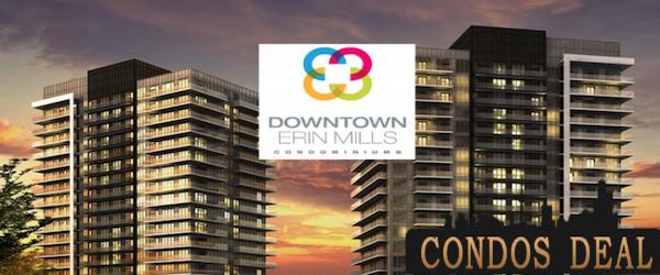 Downtown Erin Mills Condos