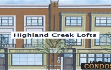highland creek lofts