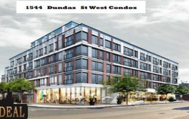 1544 Dundas St west Condos