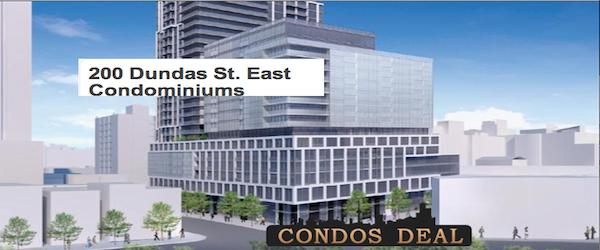200 Dundas Street East Condos