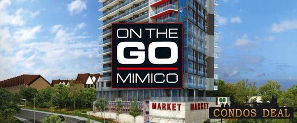 On The Go Mimico Condos