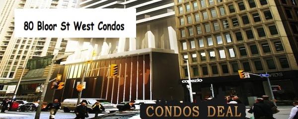 80 Bloor Street West Condos