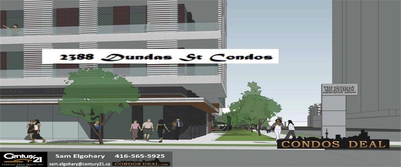 2376-388 Dundas St West Condos