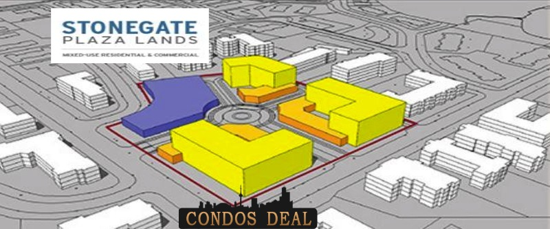 Stonegate Plaza Lands Condos