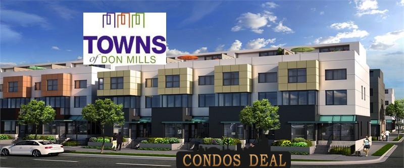 Towns Of Don Mills