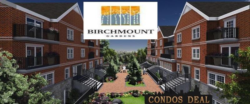 Birchmount Gardens Townhomes