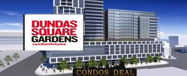 Dundas Square Garden Condominiums
