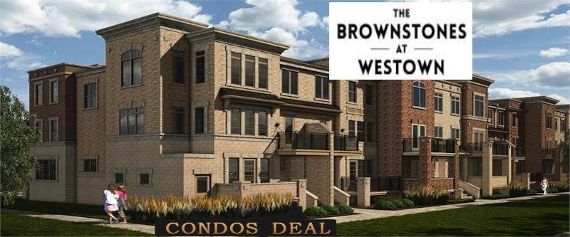 The Brownstones At Westown