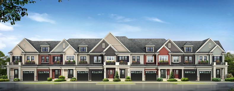Orchard Park Townhomes