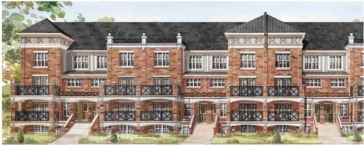 The Pinery Townhome Residences