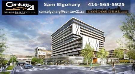 The Yorkdale condos