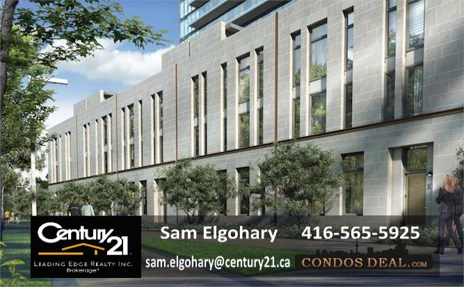 The Urban Townhome Collection