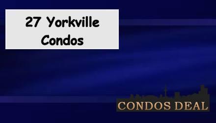 27 Yorkville Ave Condos