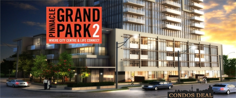Pinncale Grand Park 2 Condos