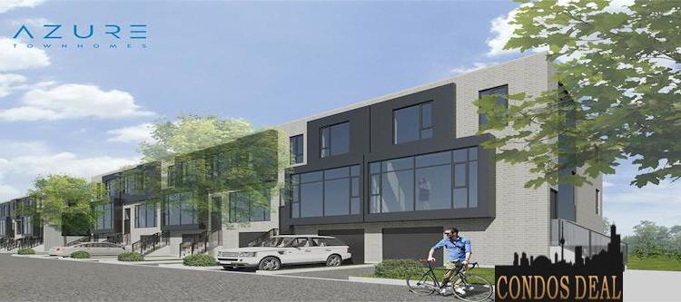 Azure Townhomes