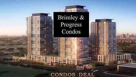 Brimley & Progress Condos