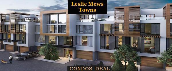 Leslie Mews Towns