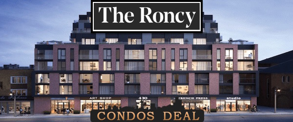 The Roncy Condos Floor Plans Amp Prices Vip Access Condos
